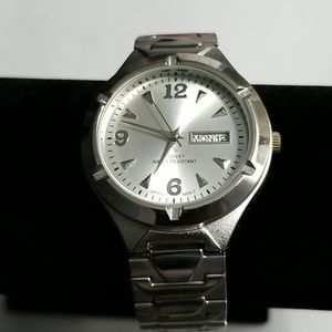 FMD Accessories - Men's 30M/100FT Water Resistant Wrist Watch